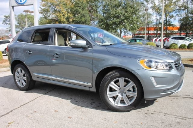 2016 volvo xc60 review specs tallahassee fl. Black Bedroom Furniture Sets. Home Design Ideas