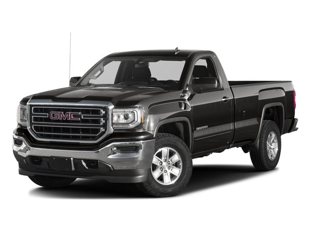 2016 GMC Sierra 1500 Base Truck Regular Cab
