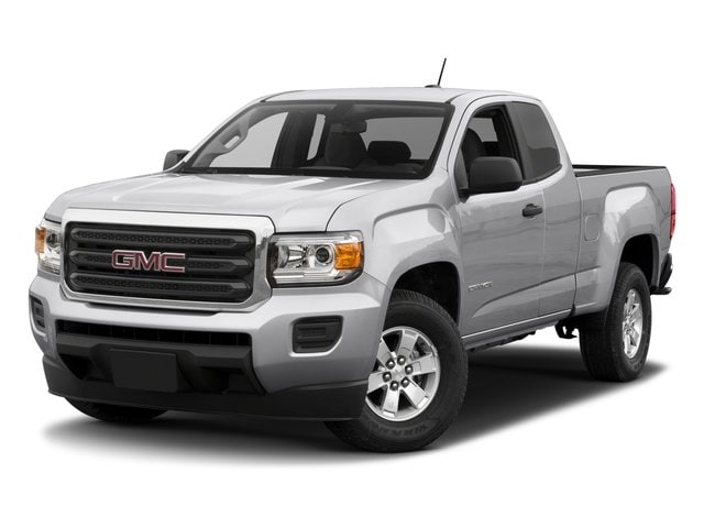 2017 GMC Canyon SL Truck Extended Cab