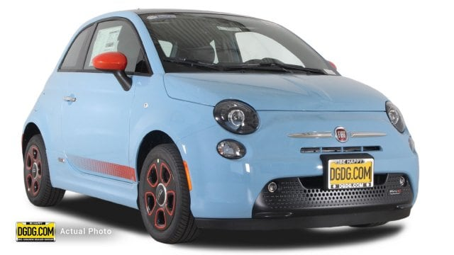 2017 FIAT 500e Battery Electric Hatch