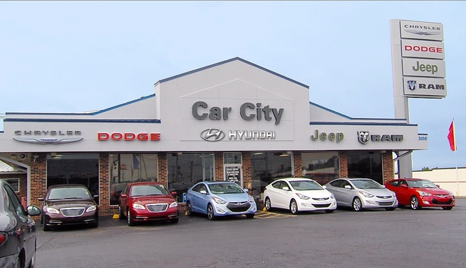 Car city motor co inc new hyundai chrysler dodge jeep for Jeep dealer colorado springs motor city