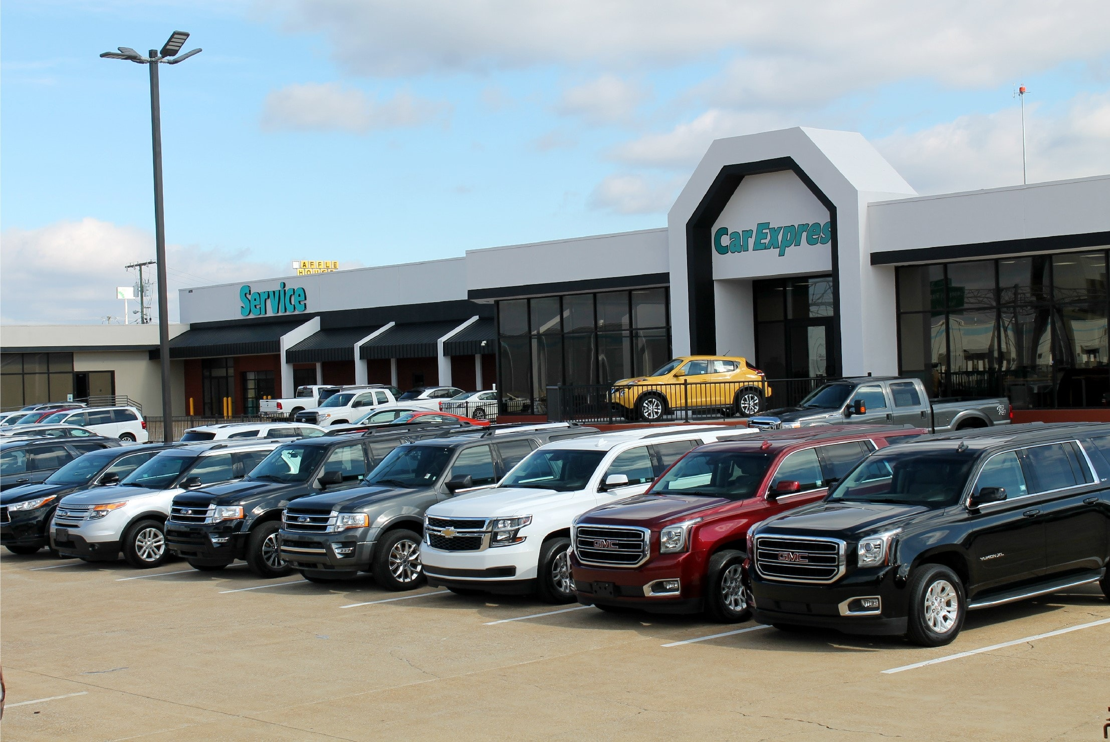 Why Buy a used car from Car Express in Chattanooga