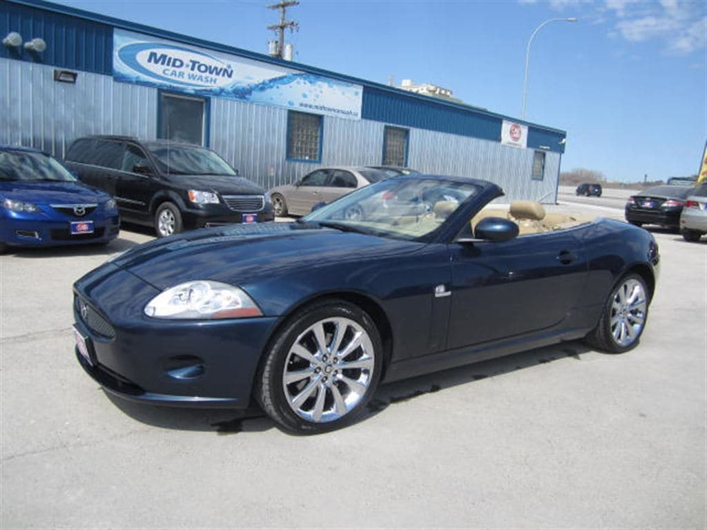 2008 Jaguar XK Base Convertible