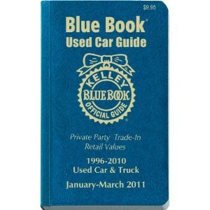 Kelly Blue Book Values Explained and How You Should Use Them