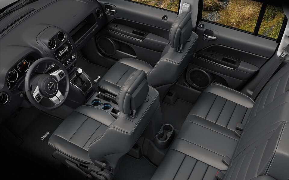 Interior Pictures of 2014 Jeep Patriot 2014 Jeep Patriot Interior