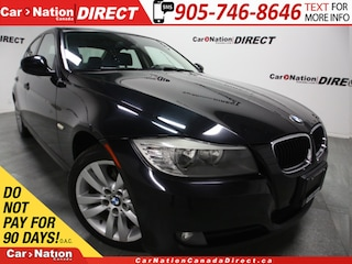 2011 BMW 323 i| LEATHER| SUNROOF| PUSH START| Sedan