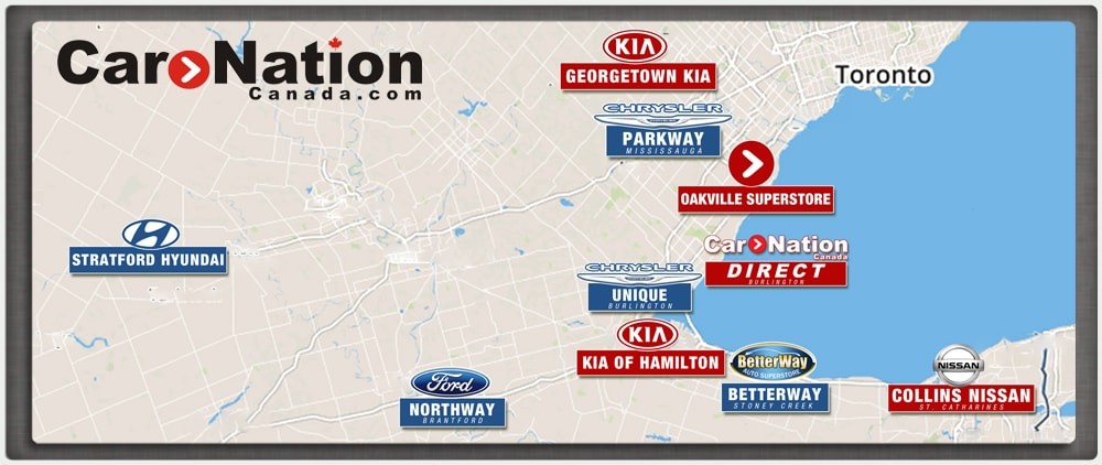 Car Dealerships Mississauga >> AutoShow Toronto Specials From Car Nation Canada