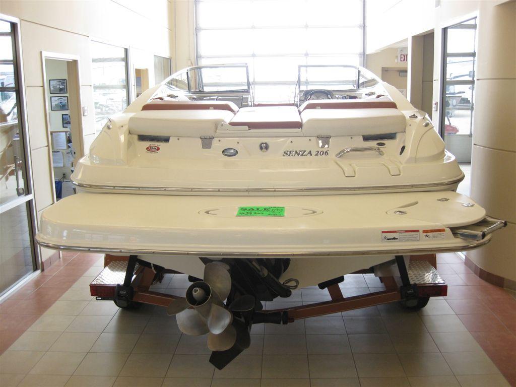 New 2009 LARSON 206 Senza Boat For Sale | LEDUC AB
