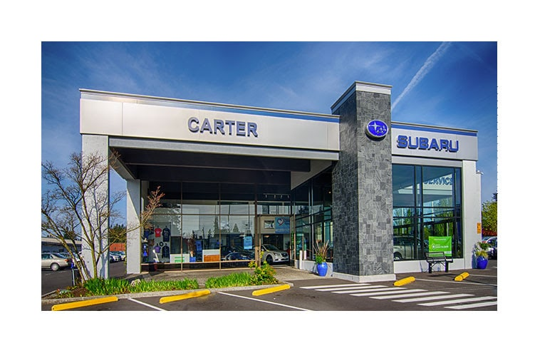 Carter is your Seattle Subaru Dealership