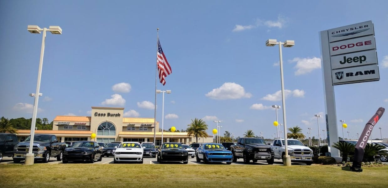 Cass Burch Chrysler Dodge Jeep Ram in Valdosta, GA
