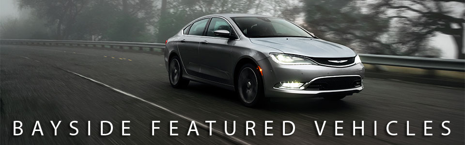 bayside chrysler dodge ltd provides a selection of featured inventory. Cars Review. Best American Auto & Cars Review