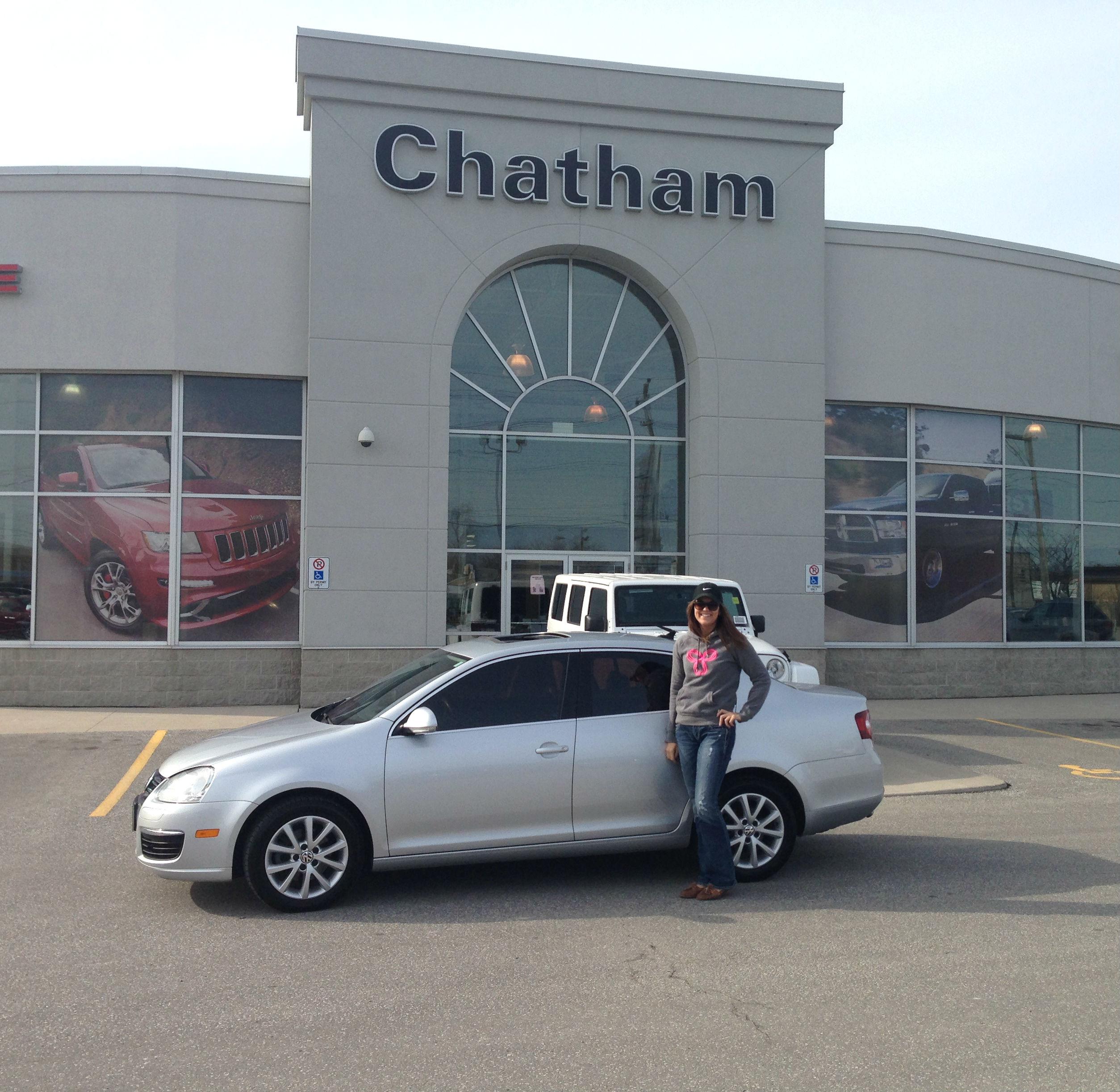 5 Star Jeep Dealers Colorado: Chatham Chrysler Dodge Jeep Ram