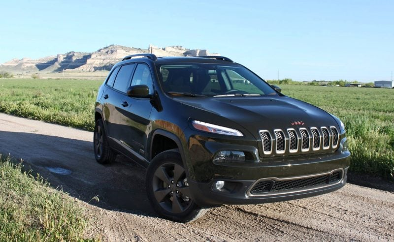 2016 Jeep Cherokee Latitude 75th Anniversary Review Country Chrysler High River Calgary