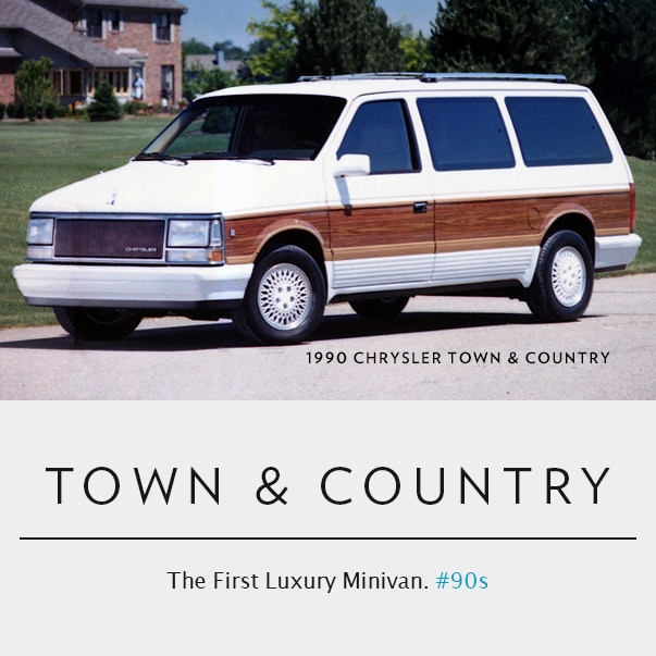 2016 Town & Country Minivan Will Exceed Expectations