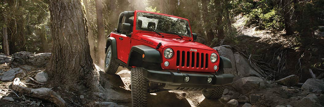 Jeep Wrangler Cranbrook BC