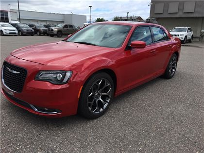2016 Chrysler 300 S Berline