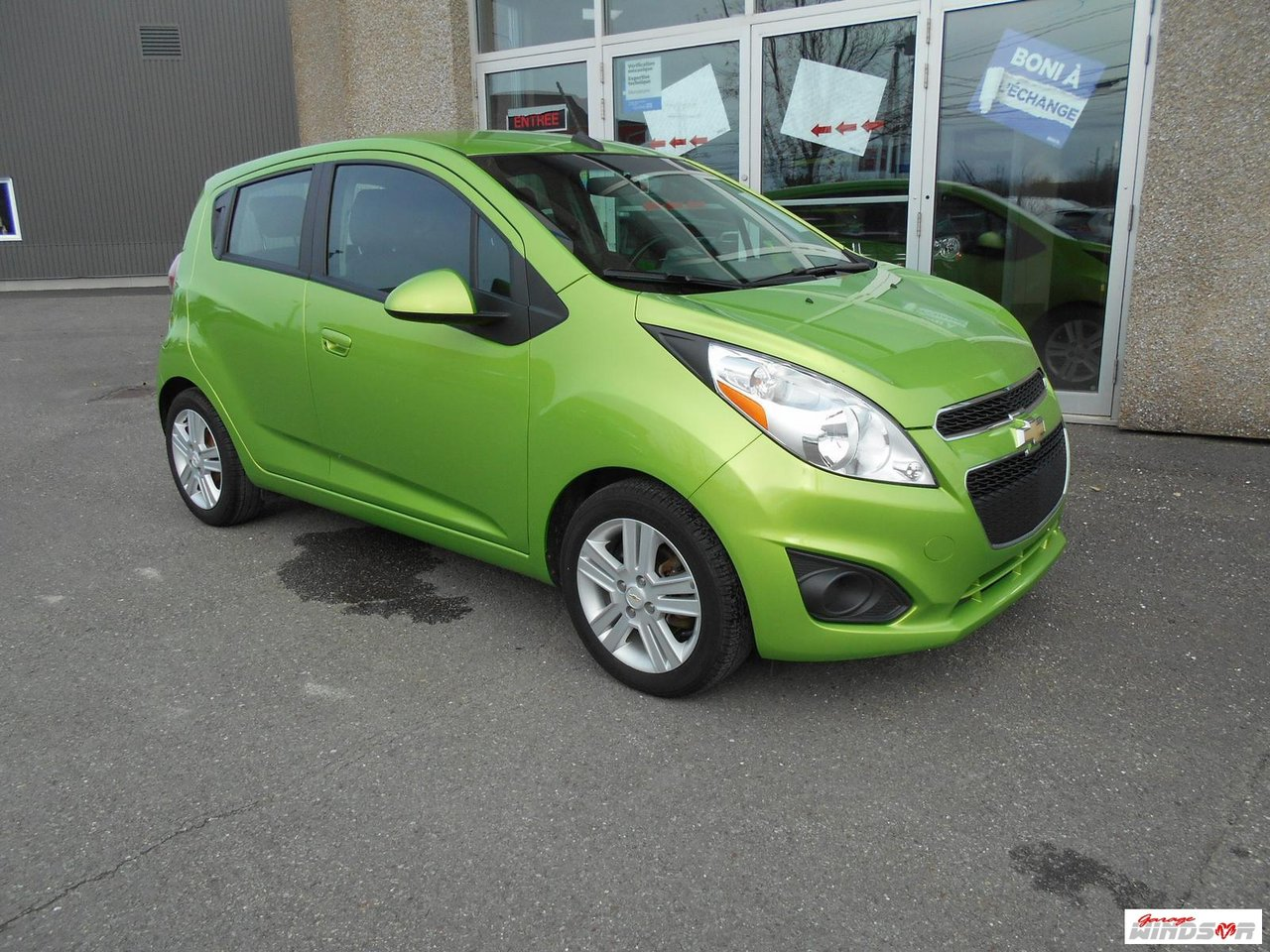 2014 Chevrolet Spark 1LT Berline