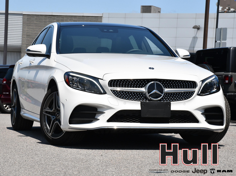 2020 Mercedes-Benz C Class C 300 4MATIC - LED/PREMIUM+/AMG