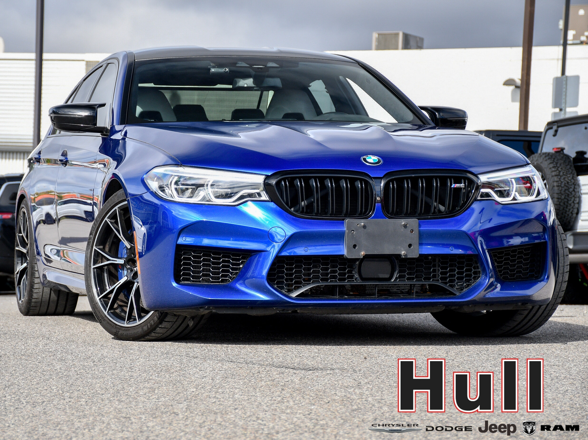 BMW Série 5 M 2019 Competition - ACC/600 HP/CLEAN CARFAX/FULLY L