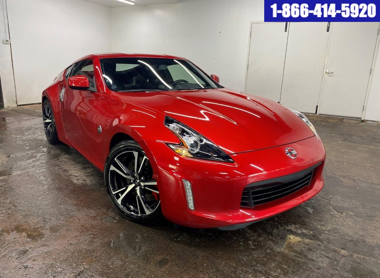 Nissan 370Z 2020 COUPE SPORT CAMERA BLUETOOTH A/C MAGS