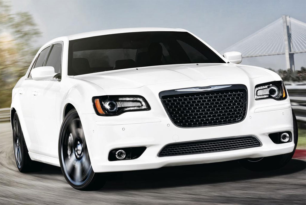 The New Chrysler 300 2