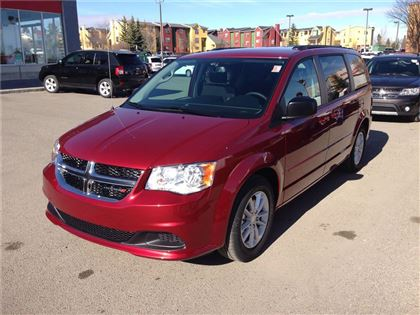 2016 Dodge Grand Caravan SXT-DVD, StowN GO Van