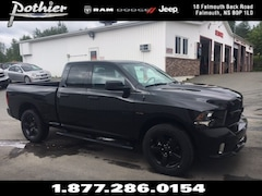 2017 Ram 1500 Black Appearance Truck Quad Cab 1C6RR7FT3HS806574