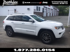 2017 Jeep Grand Cherokee Limited SUV 1C4RJFBG4HC853805