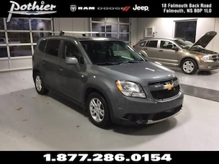 2012 Chevrolet Orlando | CLOTH | HEATED MIRRORS | KEYLESS | SUV