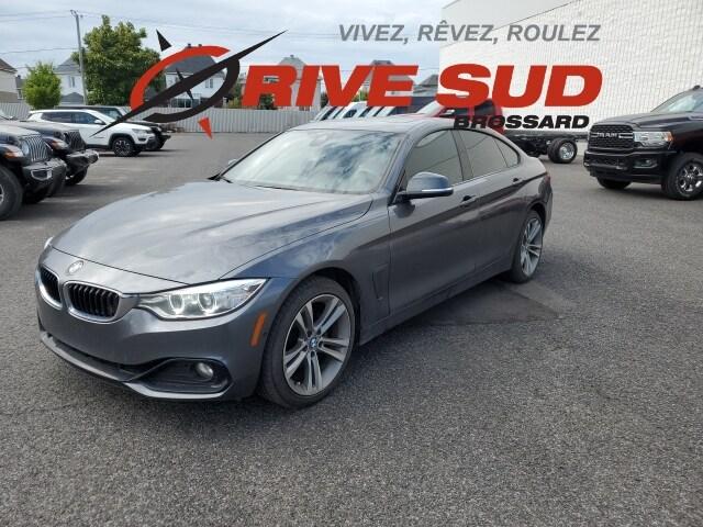 BMW Série 4 2015 xDrive GARANTIE PROLONGEE