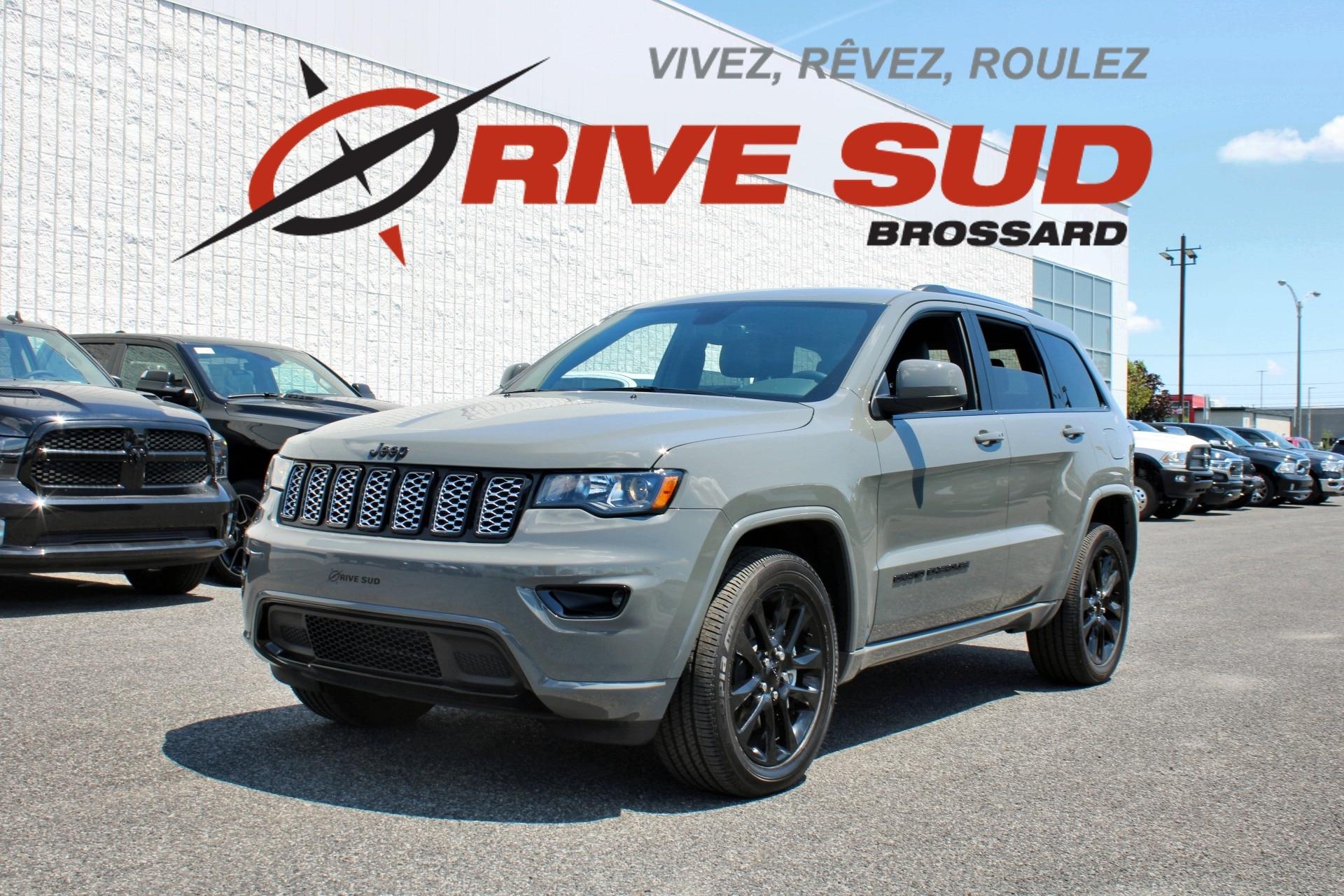 Jeep Grand Cherokee 2021 ALTITUDE GPS ANGLE MORT