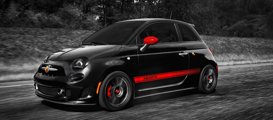 2015 Fiat 500 Abarth For Sale At Sherwood Fiat In
