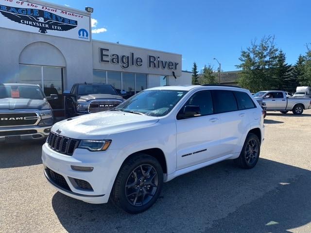 2020 Jeep Grand-Cherokee Limited X