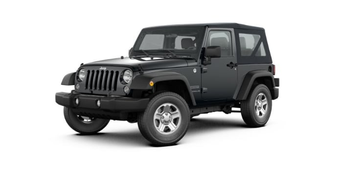 Jeep Wrangler Dealership >> 2017 Jeep Wrangler Colors | AutoNation Chrysler Dodge Jeep RAM Bellevue