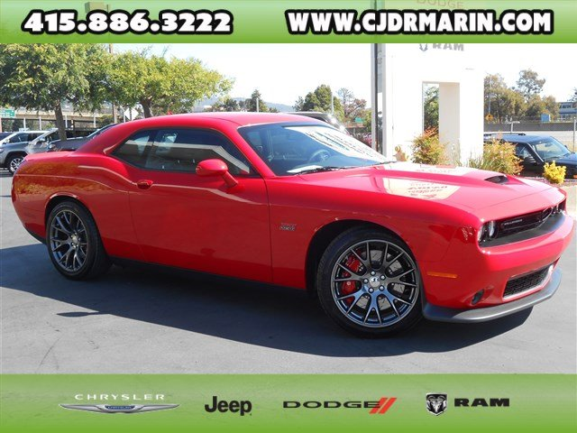 New 2016 Dodge Challenger SRT 392 Coupe Corte Madera CA