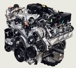 F-450�6.7L Power Stroke�Diesel Engine
