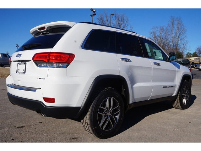 Nashville Jeep Dealer 2017 Jeep Grand Cherokee Limited 4x4 For Sale Nashville, Franklin ...