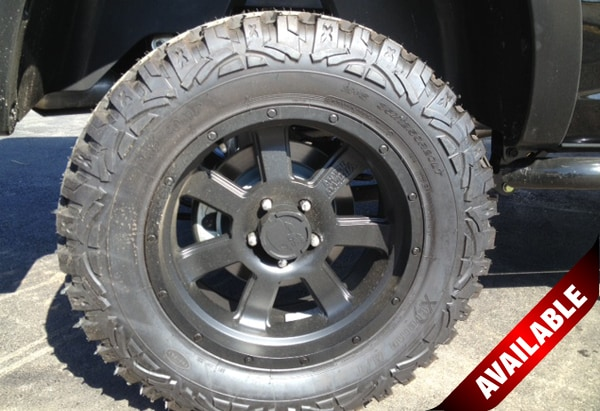 Metal Militia 20 Inch wheels