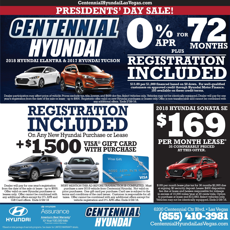 Centennial Hyundai | New Hyundai dealership in Las Vegas, NV 89149