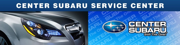 Center Subaru Service Center | Serving CT and beyond