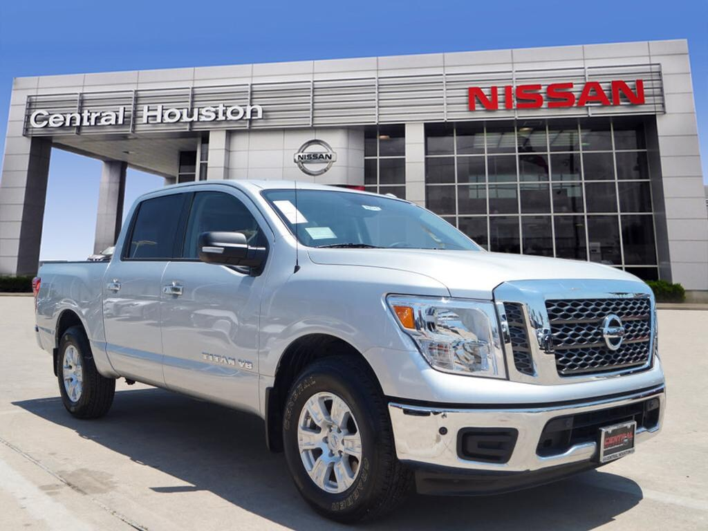 2018 Nissan Titan SV This outstanding example of a 2018 Nissan Titan SV is offered by Central Hous