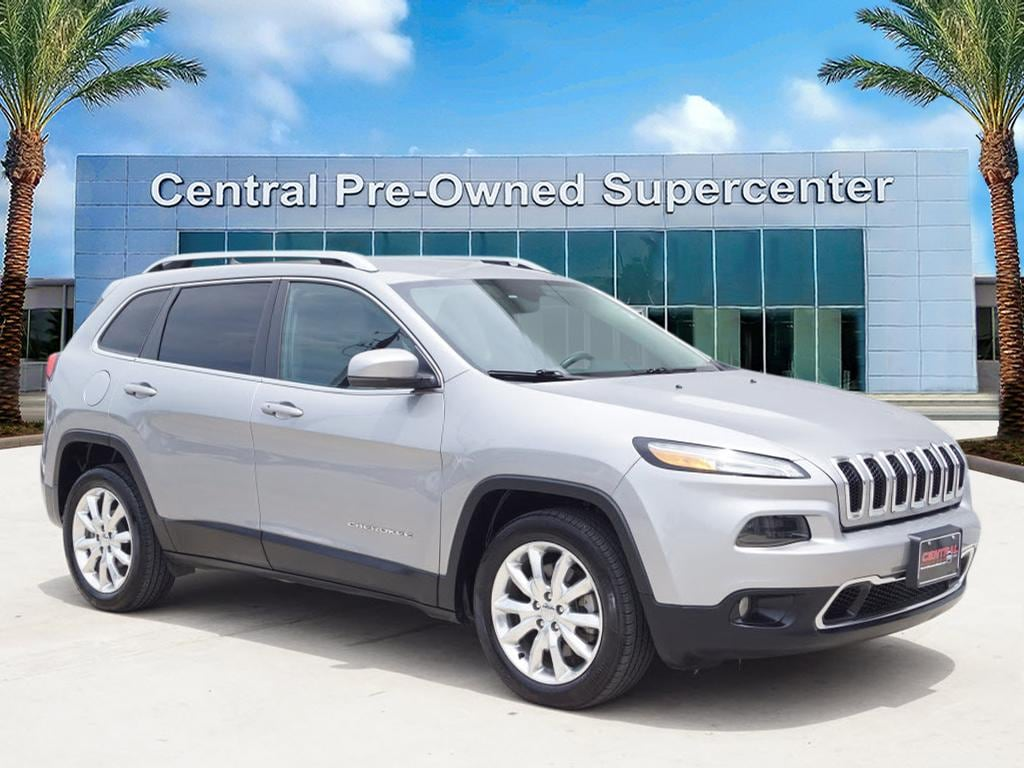 2016 Jeep Cherokee Limited FWD Central Houston Nissan is honored to present a wonderful example of