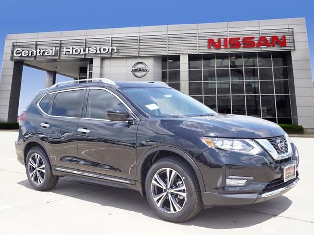 2018 Nissan Rogue SL Options G01 MARCH SOP SPEC P01 PREMIUM PACKAGE C03 50 STATE EMISSION