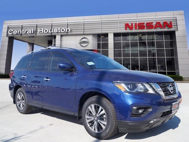 2018 Nissan Pathfinder S Options B10 BLACK MOLD-IN COLOR SPLASH GUARDS C03 50 STATE EMISSION