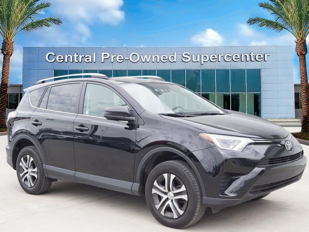 2017 Toyota RAV4 LE Central Houston Nissan is honored to present a wonderful example of pure vehicl
