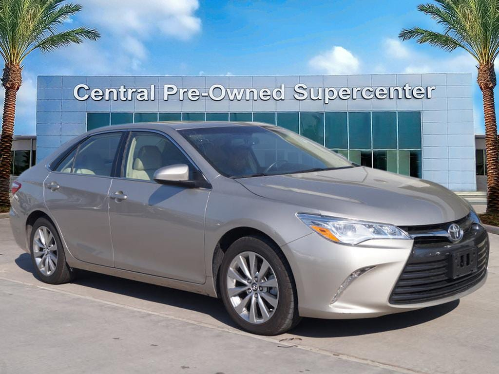 2017 Toyota Camry XLE Central Houston Nissan has a wide selection of exceptional pre-owned vehicles