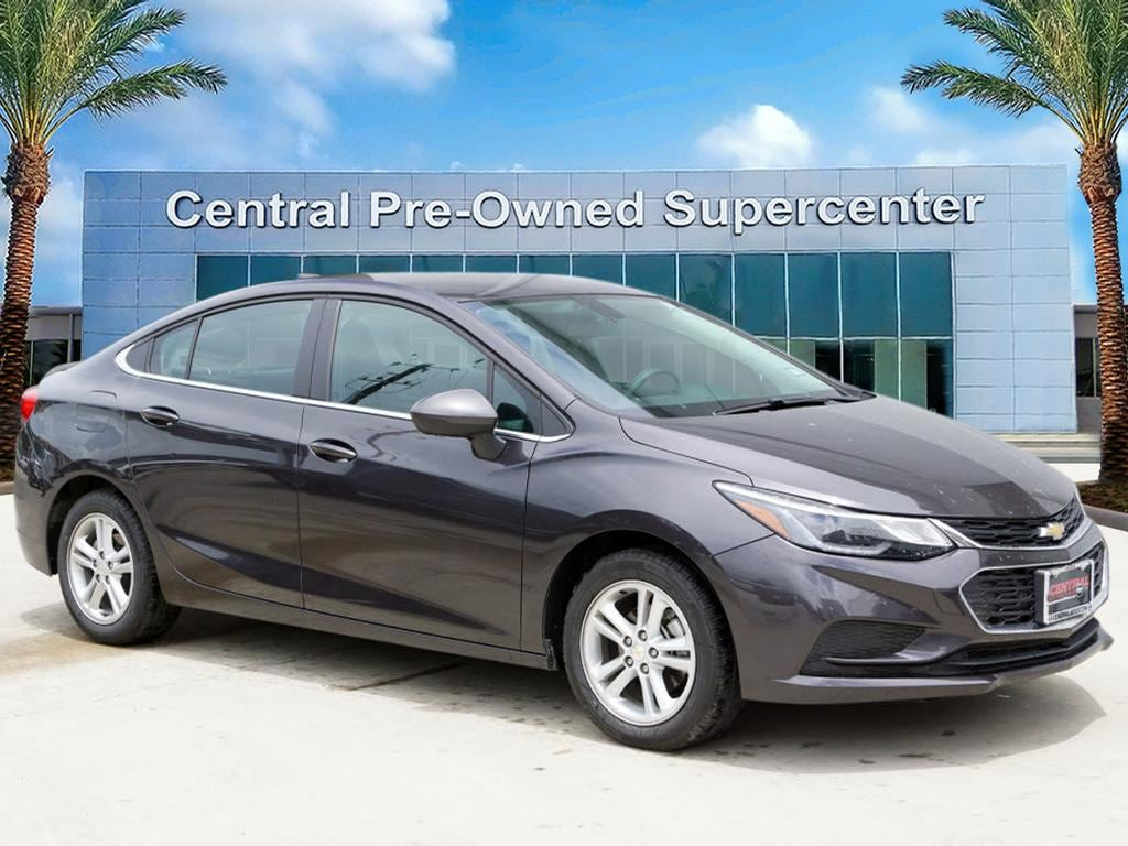 2016 Chevrolet Cruze LT Auto Thank you for your interest in one of Central Houston Nissans online