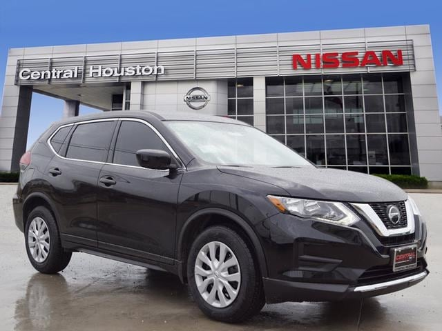2018 Nissan Rogue S Options C03 50 STATE EMISSIONS L92 FLOOR MATS B92 BLACK SPLASH GUARDS