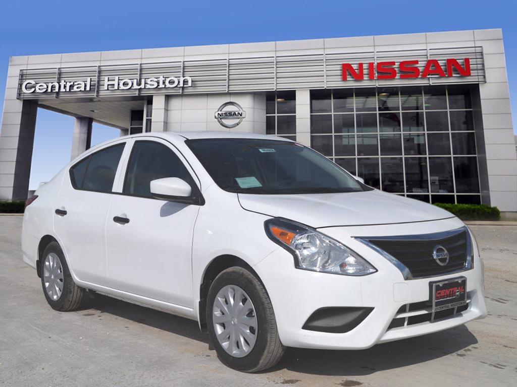 2018 Nissan Versa S Plus Options C03 50 STATE EMISSIONS B92 SPLASH GUARDS PIO L92 CARPE