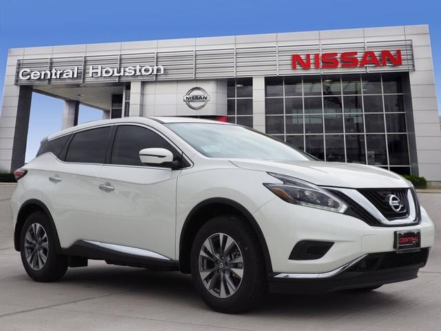 2018 Nissan Murano S Options C03 50 STATE EMISSIONS B94 REAR BUMPER PROTECTOR PIO B92 S